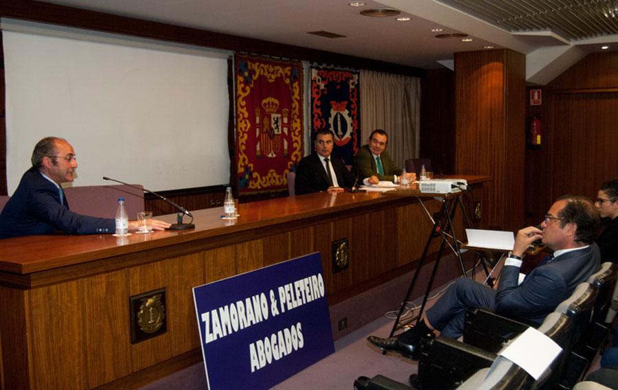 Presentación en sociedad del despacho Zamorano & Peleteiro
