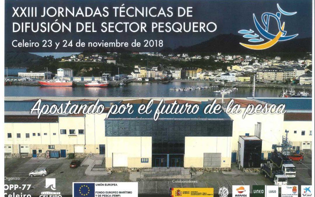 Zamorano&Peleteiro abogados A Coruña, Participa en la XXIII jornadas Técnicas Internacionales sobre materia pesquera
