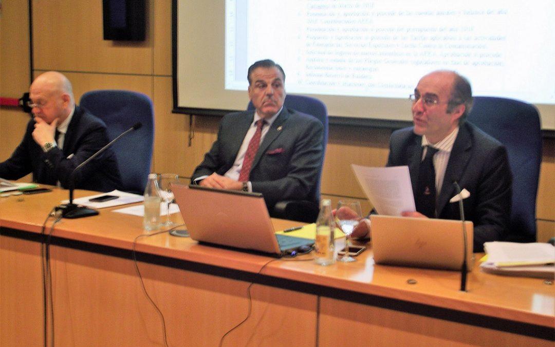 Francisco Peleteiro, Socio Director en Zamorano&Peleteiro, reelegido Secretario General de la Asociación Española de Empresas de Amarre